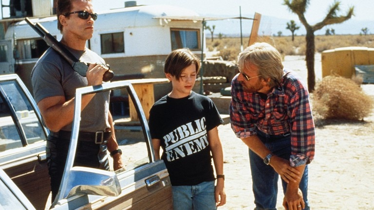 edward furlong term 391113a 768x432 T shirts in movie: Terminator 2