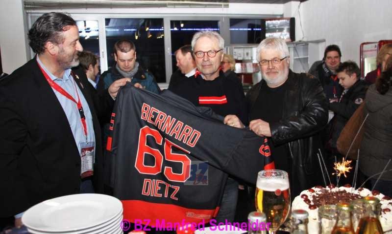 BZ Duisburg lokal MSVFans brachten Ennatz Dietz zum 65