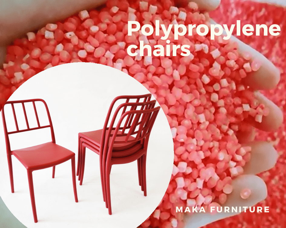 why polypropylene chairs are durable