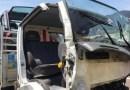 Maxi incidente in A22, un ferito incastrato nelle lamiere