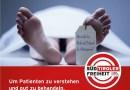 Bolzano, la procura apre un fascicolo sui poster con il morto ma niente sequestro