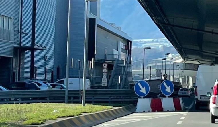 Bolzano, installati i dissuasori nel punto del tragico incidente di Michele