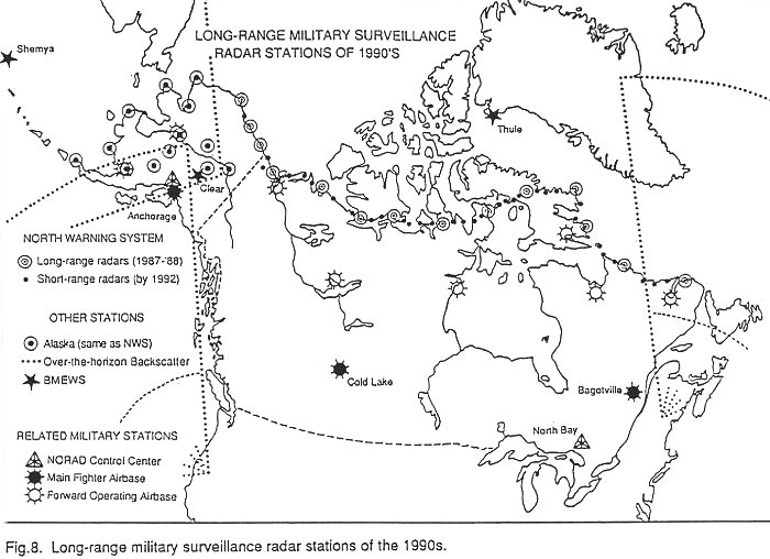 Radar Sites In Alaska