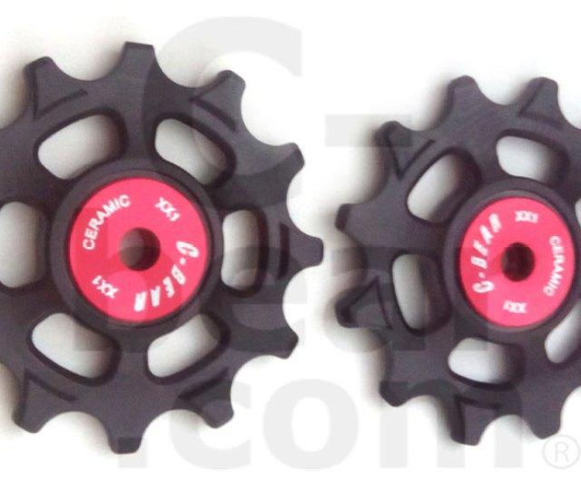 Pulley Xx Srambi Cycle Ceramic Bearingc Bear Com
