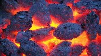 coal-glow