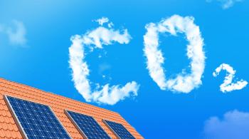 Solar und CO2