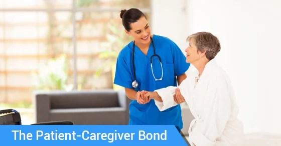 The PatientCaregiver Bond  CCare Health Services