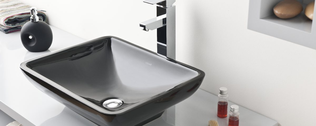 how to clean sink faucets in your