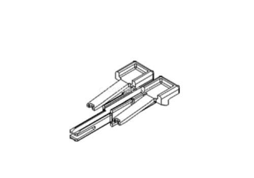 Delphi connector terminal 13824833 TPA series wire