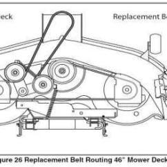 John Deere Wiring Diagram L120 Usb Optical Mouse Mower Deck Belt Gallery