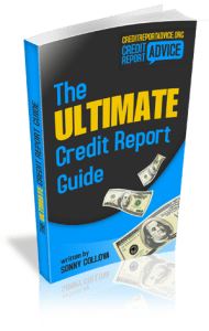 Credit Repair Guide ebook cover