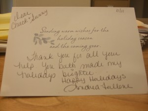 Florida Hard Money Mortgage Customer Thank you Andrea