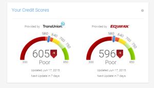 June Score Update screenshot