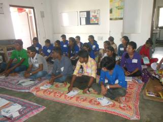 Workshop on Community Resource conducted by Radio Brahmaputra in March 2015