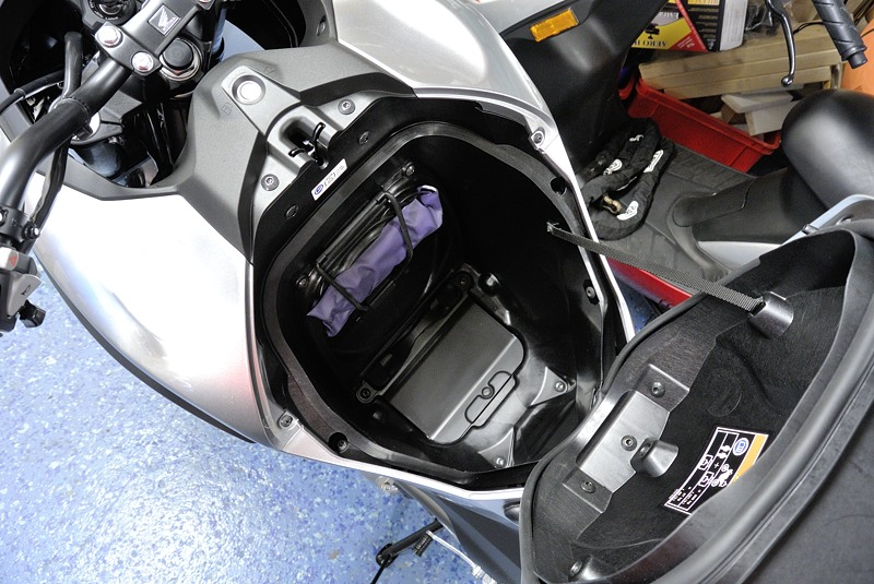 First impressions of the Honda NC700X