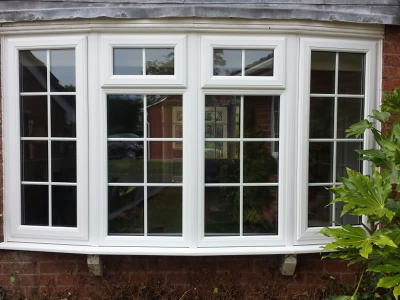 Replacement bay window edmond telford for Bay window replacement