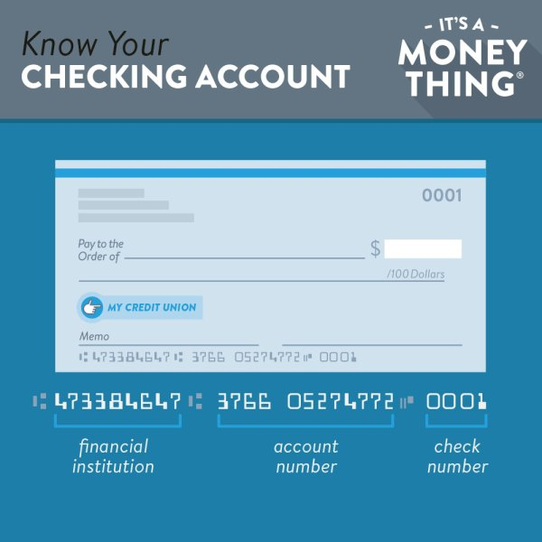 Community First Credit Union Account Number On Check