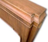 1920s mantel in top quality mahogany | Twentieth Century ...