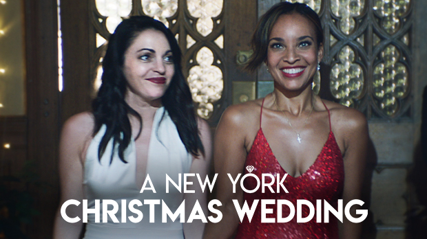 A New York Christmas Wedding | MarVista Entertainment | Screenings |  C21Media