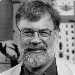 Niles Eldredge. Coautor del modelo del Equilibrio Puntuado