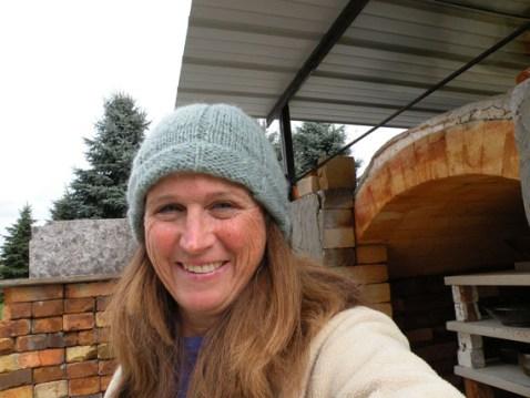 Julie Devers Wood fired kiln