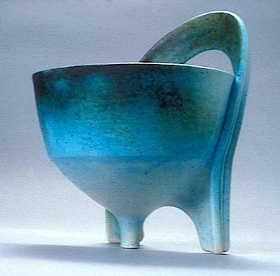 BEGGAR BOWL - 198I- Robin Hopper