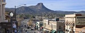 Prescott Arizona downtown
