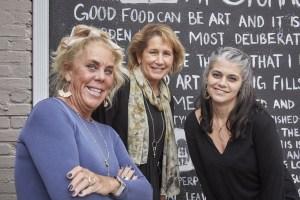 Julie Minnema, Cyndi Casemier, Sarah Mattone
