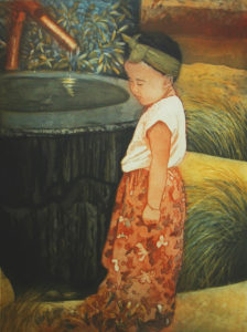 The Garden by lee ann frame