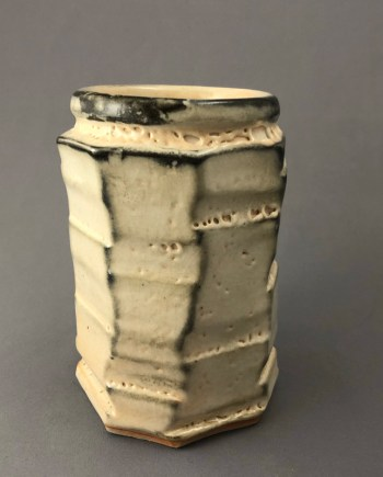Marina City Vase by Cyndi Casemier