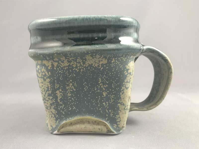 Mug 1 - Other Side by Marion Angelica