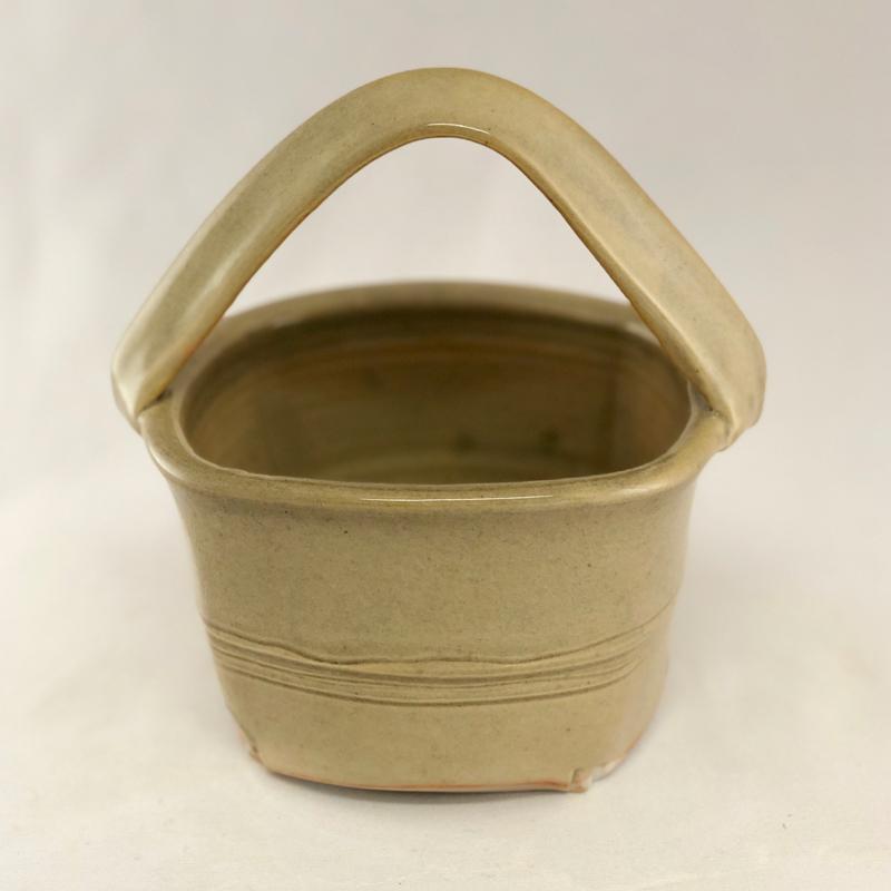 Other Side of Ceramic Basket