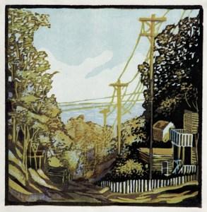 Five Mile Hill by LeeAnn Frame