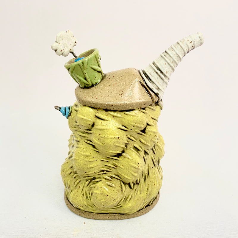 Pear Oil Pourer by Cory McCrory
