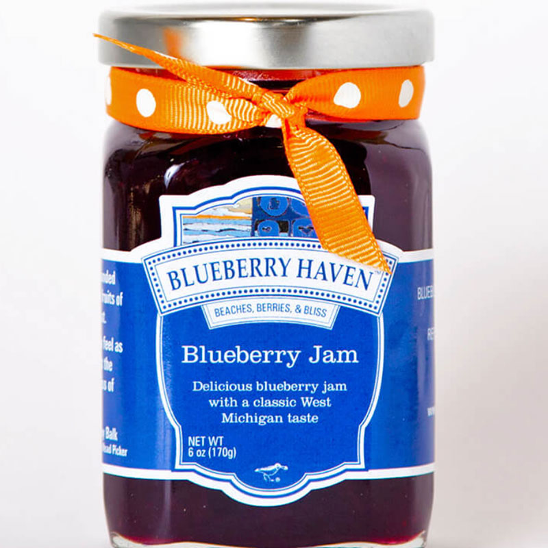Blueberry Haven Jam