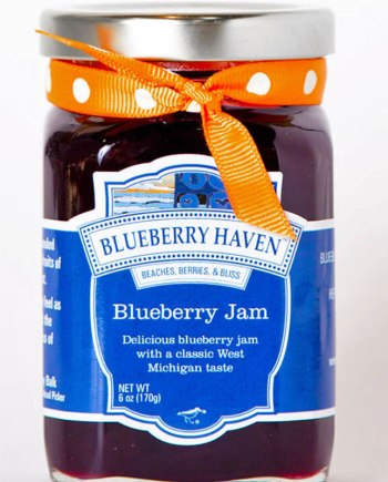 Blueberry Haven Jam