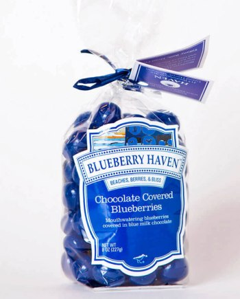 Blueberry Haven Chocolate Covered Blueberries