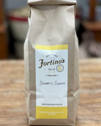 blueberry crumble fortinos coffee beans