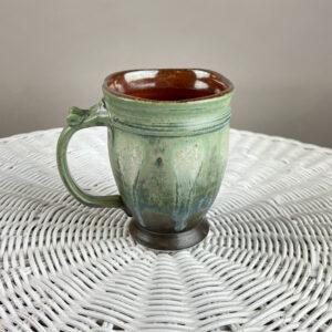 handmade pottery mug by richard aerni