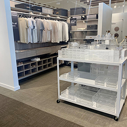 The Container Store: Custom Closets