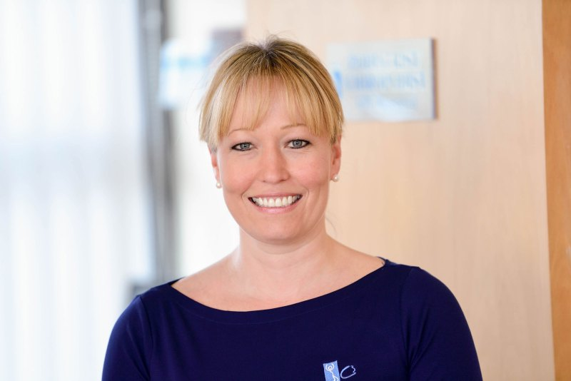 Cardiff Chiropractor Lia
