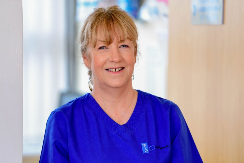 Cardiff podiatrist and chiropodist, Lynne