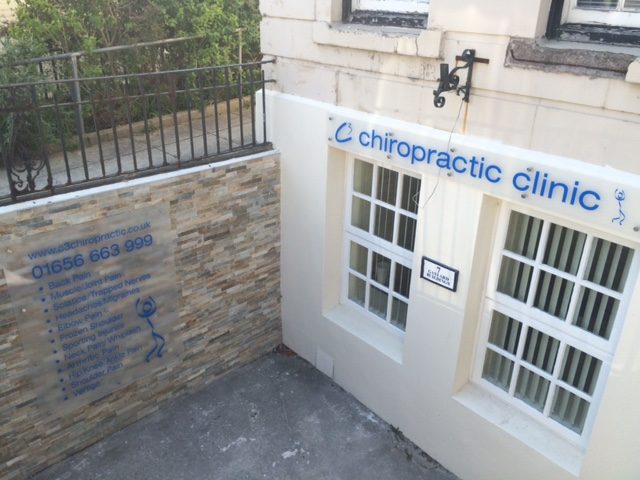 C3 Chiropractic Clinic in Bridgend
