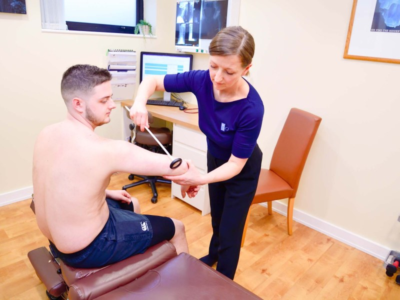 Chiropractor in Tongwynlais