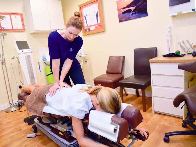 Maindy Chiropractic Clinic, Cardiff. Chiropractor in Maindy, Cardiff