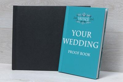 "Proof Book - 12""x8"" / 14""x12"""