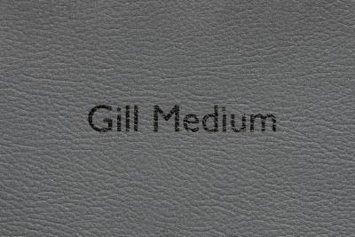 Gill Medium - Vinyl - BLACK