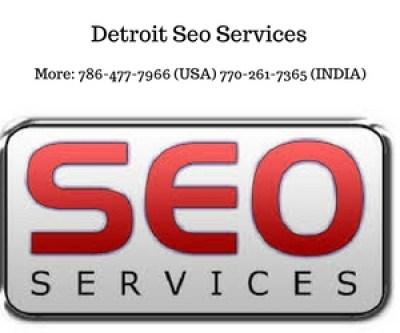 Detroit Seo services