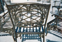 Powder Coated Aluminum Patio Furniture