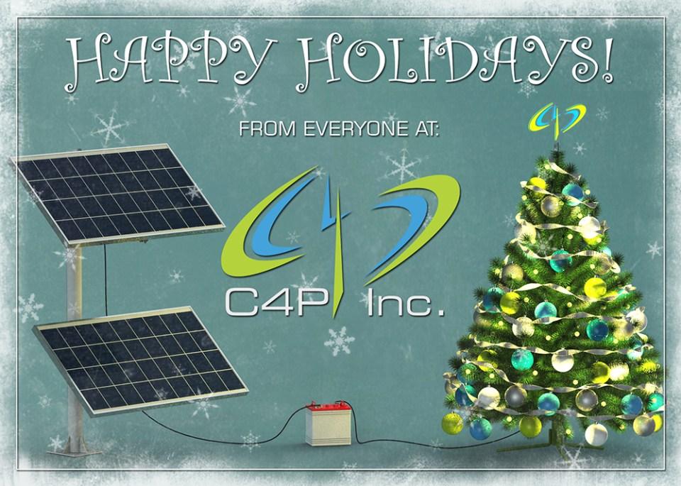 C4P Holiday Greeting
